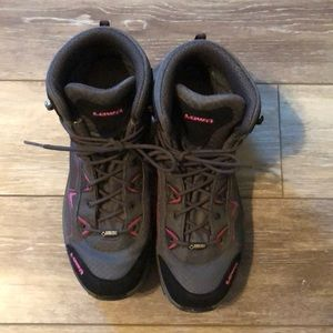 Lown Goretex Women's Hiking Boots Size 10